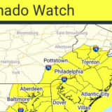 Tornado Watch In Effect For Parts Of South, Central Jersey