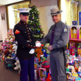 NY State Police Donate Over 1,300 Toys To Area Children For Christmas