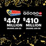 WINDFALL: NJ Lottery Jackpots Near $1 Billion