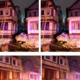 Newark House Fire Collapses Staircase, Displaces 4 Adults, 7 Children