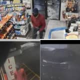 KNOW HIM? Police Seek ID For Northampton County Gas Station Burglar Caught On Camera