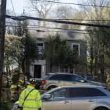 House Fire Breaks Out In Fairfield County