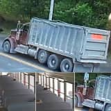 KNOW ANYTHING? Police Seek To ID Dump Truck Driver In 'Vulgar' PA School Bus Road Rage Incident