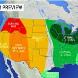 New Summer 2021 Forecast Reveals When To Expect Frequent Storms, Hottest Stretch