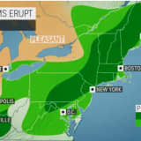 Pop-Up Showers, Thunderstorms Will Be Followed By Big Change In Temperatures