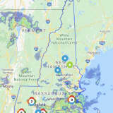 Storms Knock Out Power To Hundreds In Massachusetts