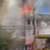 UPDATE: Newark Firefighter Injured Battling Blaze That Displaced 7 Families