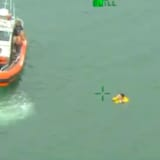 Woman In Distress Swimming Rescued From Long Island Sound