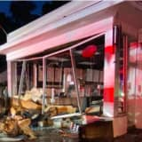 Car Crashes Into Newly-Opened Deli In Westchester