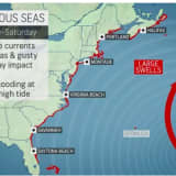 Latest On Larry: Impacts From Hurricane Will Be 'Far Reaching' Even If Eye Stays Off Coast