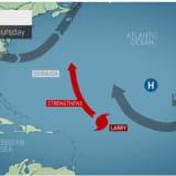 Hurricane Larry Could Be Stronger Than Ida, Forecasters Say; Here's Brand-New Projected Track