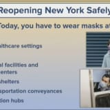COVID-19: Hochul Announces Series Of New Universal Mask Requirements In New York