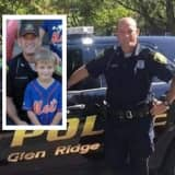 Son Of NJ Officer Who Died Of COVID Has Special Birthday Wish