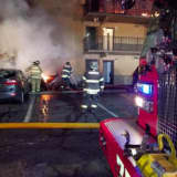 Firefighters Douse Apartment Blaze In Camden County