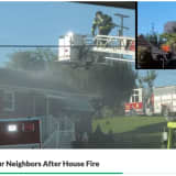 Support Surges For Northampton County Family After Home Ravaged By Fire
