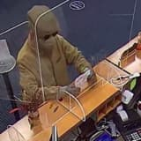 CT State Police Ask Public's Help In Search For Bank Robbery Suspect
