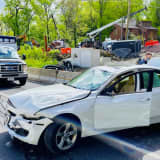 Car Accident Temporarily Closes Pennsylvania Route 1 Lanes In Bensalem