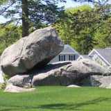 Local Wonder - The Balancing Rock - Toppled!