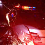 Trooper Hit By Alleged DUI Driver Transported To Hospital