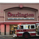 Arson: Fire Intentionally Set At Burlington Coat Factory