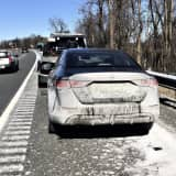 Vehicle So Caked In Road Salt, Dirt It Attracted Police Attention, Led To Drug Bust