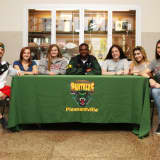 Pleasantville Celebrates NCAA-Bound Athletes