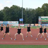 Brewster's Seven Star Dancers Strut Their Stuff At Dutchess Stadium