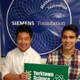 Yorktown High School Boasts Two Siemens Semifinalists