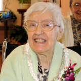 Sister Kathleen Skenyon, 92, Ossining Resident