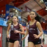 Valhalla Boys Indoor Track Win League Championship, Girls Place Second