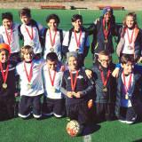 Stamford Boys Take On Manhattan In Soccer Tournament Win