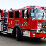 Stamford Fire Department Rolls Out Engine 9