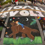 Paint The Village: Tivoli Hosting Annual Street Painting Day