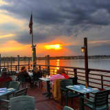 Norwalk's Sunset Grille Wows With Scenery, Competes In DVlicious Contest