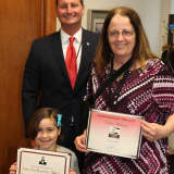 Elmsford Student, Village's First Lady Serve As 'Superintendent For A Day'