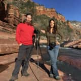 Suffern Pair Combine Photography, Travel In Business