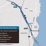 South Nyack On-Ramp To TZB Will Be Closed Monday Through Wednesday Nights
