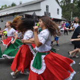 Neopolitan Tarantella Alive, Well With South Orangetown Students