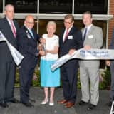 Phelps Memorial Hospital Holds Ribbon Cutting For New Lobby