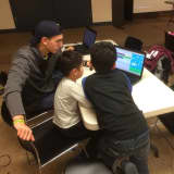 17-Year-Old Leonia Friends Start Coding School