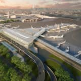 PHOTOS: First Look Inside Newark Airport's New $1.4 Billion Terminal