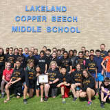 Music Association Gives Gold Rating To Lakeland Middle School Honors Band