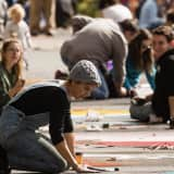 Tivoli Hosts Annual Street Painting Festival