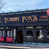 Dine At Tommy Fox's, Support Bergenfield Library