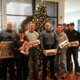 Mahwah Comes Together To Spread Joy Through PBA Toy Drive