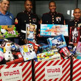 Pound Ridge PBA Again Brings Toys For Tots Drive