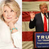 Trump Says He May Pardon Fellow Hudson Valley Estate Owner Martha Stewart