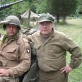 WWII Encampment Opens Weston Historical Society Exhibit