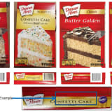 Salmonella Concerns Prompt Recall Of Four Varieties Of Duncan Hines Cake Mix