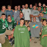 Pleasantville Panthers Go Bald For A Cause